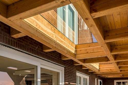 Lichtkoepel voor plat dak